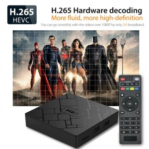 Android Box Tv Hk1