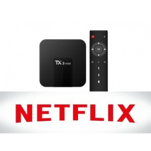 NETFLIX Android Box HD