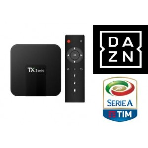 DAZN Android Box HD